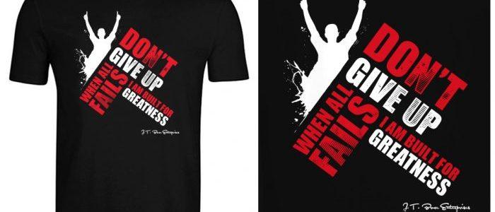 intshop roosendaal bedrukken van T-shirts